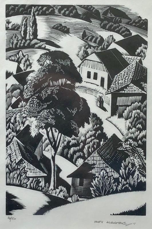 Iain Macnab (1890-1967)Haute Savoie, 1929