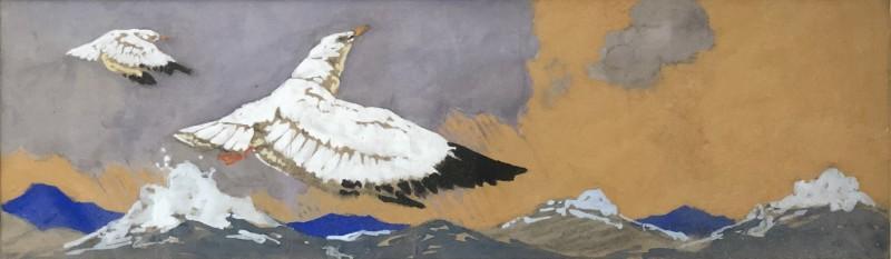 Harry Rountree (1878-1950)Sea Birds