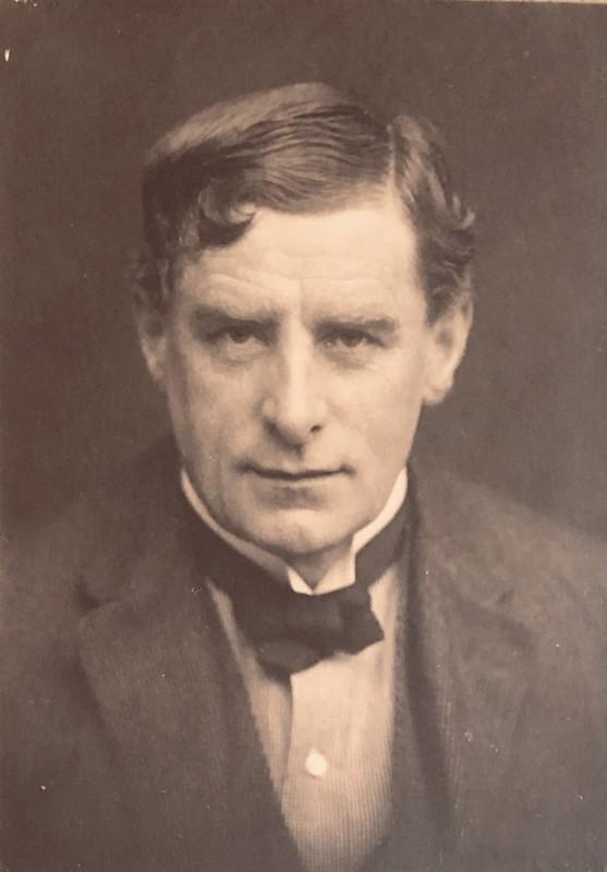 George Charles Beresford (1864-1938)Portrait of Walter Sickert, 1911