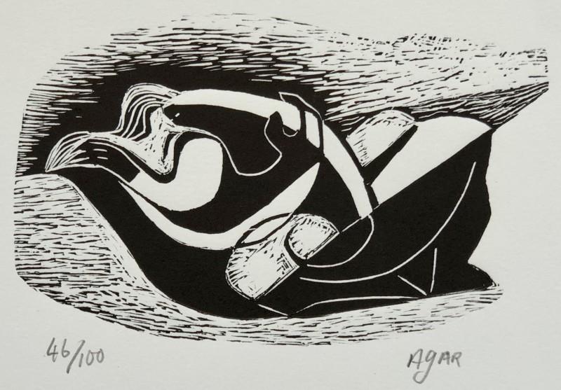 Eileen Agar, Two Lovers, 1931