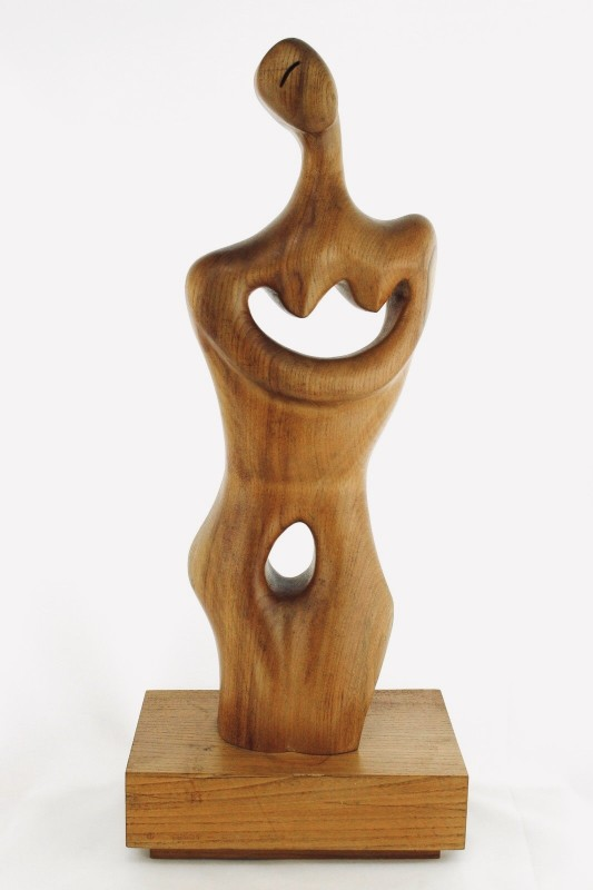 Frederick Edward McWilliam (1909-1992)Hollow Figure, 1935-6