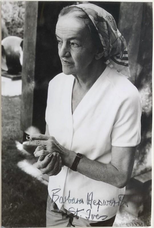Anon ()Barbara Hepworth, c. 1960s