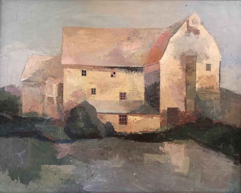 Wyn Casbolt (1914-1963)The Mill, c. 1946
