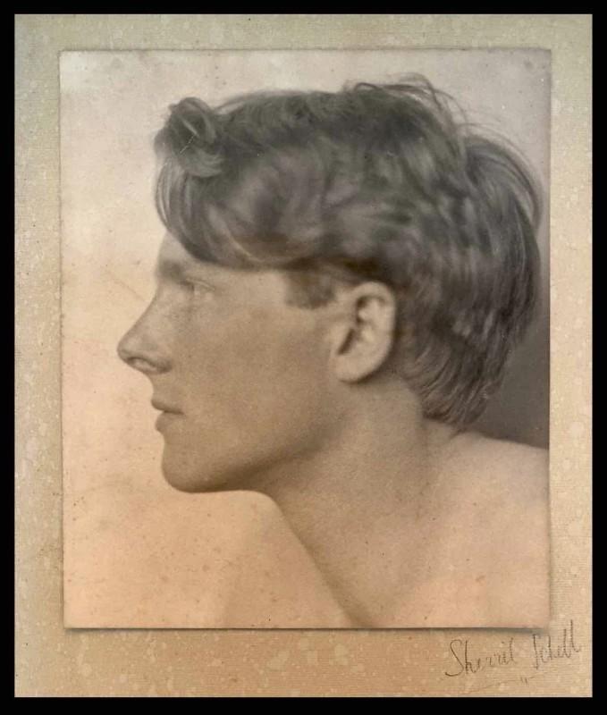 Sherril Schell ()Rupert Brooke, 1913