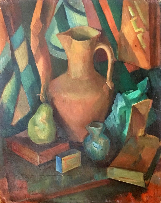 JEAN MARCHAND (1883-1940)  NATURE MORTE, 1911  SOLD