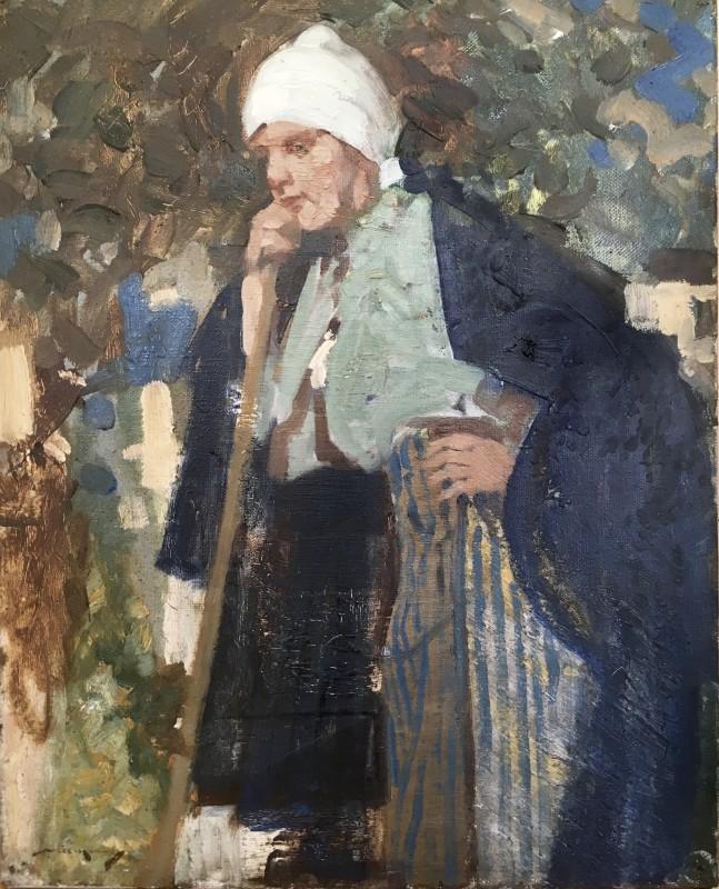 William Lee-Hankey (1869-1952)A Spanish Woman