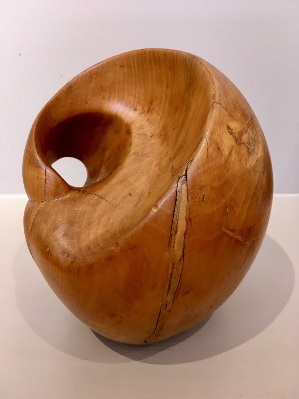 Grizel Niven (1906-2007) Pierced Oval Form, c. 1950