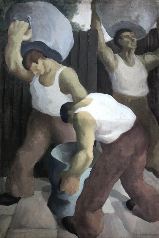 Peter Jones (1917-2008)The Water Carriers, 1934