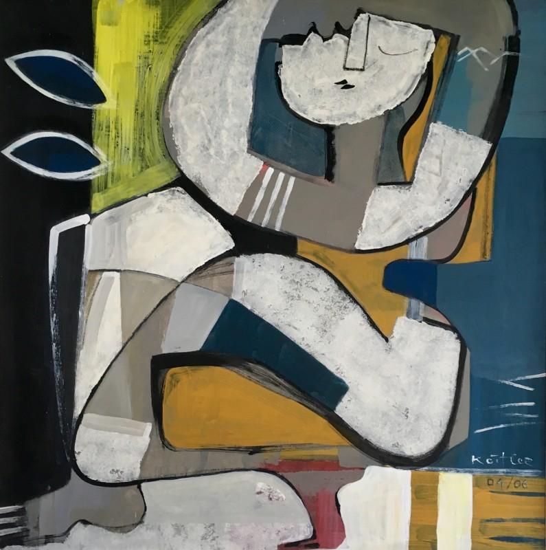Klara Koitler (b. 1954)Sunflower, 2006