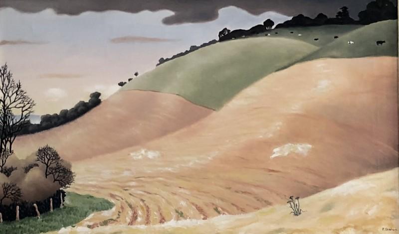 Fergus Graham (1900-1968)Dorset Field Path, 1946