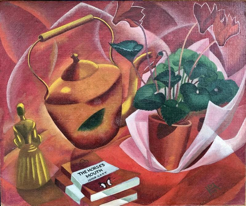 Doris Hatt, Still Life (The Horse's Mouth), 1952