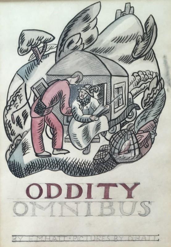 Doris Hatt (1890-1969)Oddity Omnibus