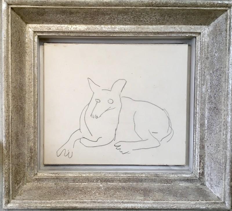 Fernand Léger (1881-1955)Le chien, c. 1925