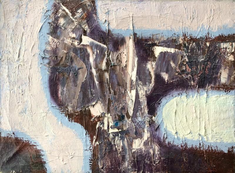 Margaret Geddes (1914-1998)Composition, 1962