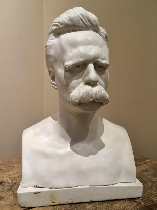 Max Klinger (1857-1920)Bust of Friedrich Nietzche, 1909