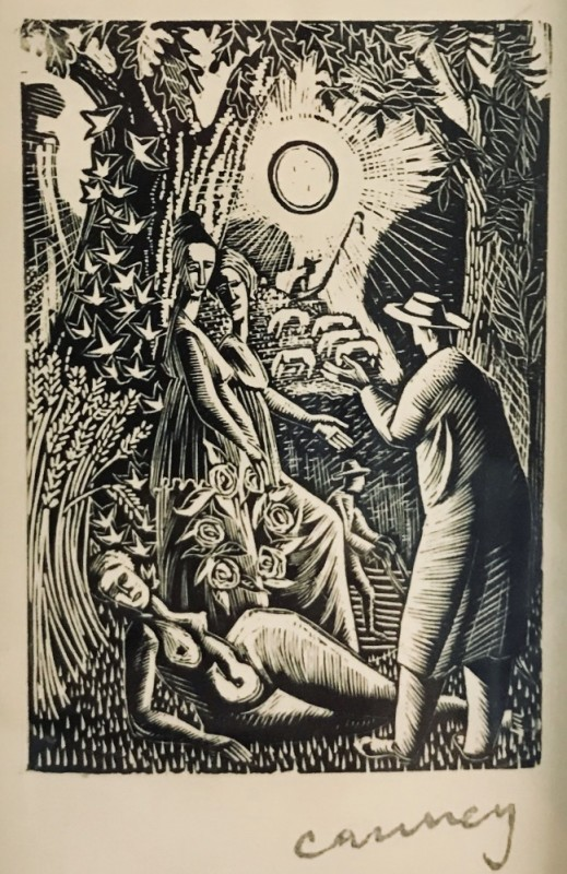Michael Canney (1923-1999)Abundance, c. 1947