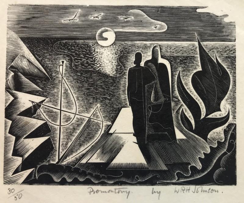 Walter R. H. Johnson (1902-1934)Promontory, 1932