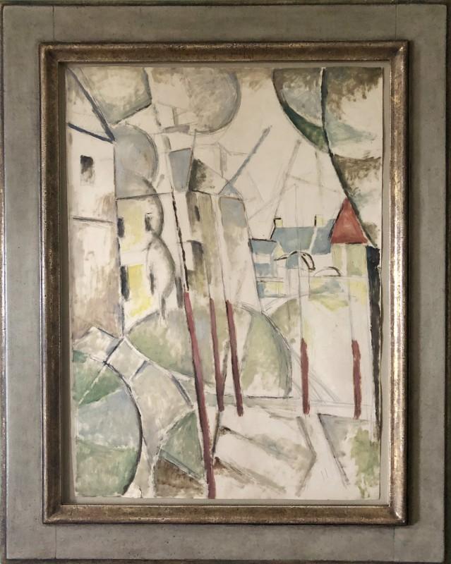 Marie Marevna (1892-1984)After Léger's 'Paysage 1912-13', c. 1914