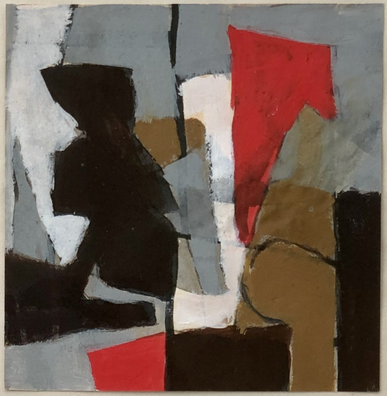 Michael Canney (1923-1999)Composition, c. 1960