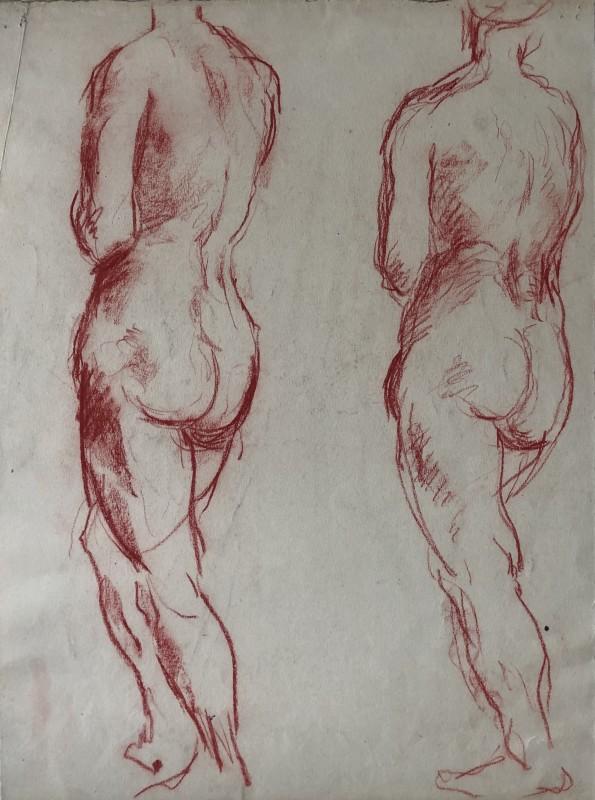Glyn Morgan, Nudes