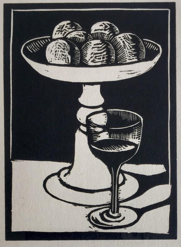 Roger Fry (1866-1934)Dessert, 1921