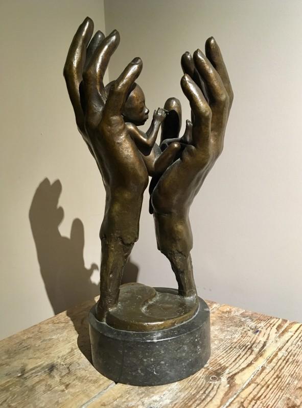 Maurice Lambert (1901-1964)Homo Sapiens, 1962