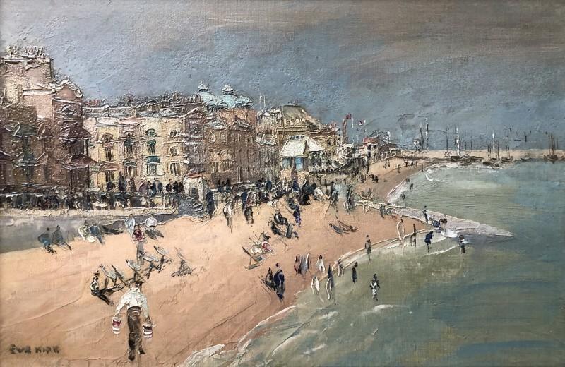 Eve Kirk (1900-1969)Hastings, c. 1935