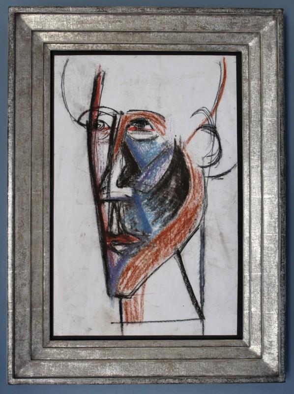 Frank Dobson (1888-1963)Osbert Sitwell, 1921-22