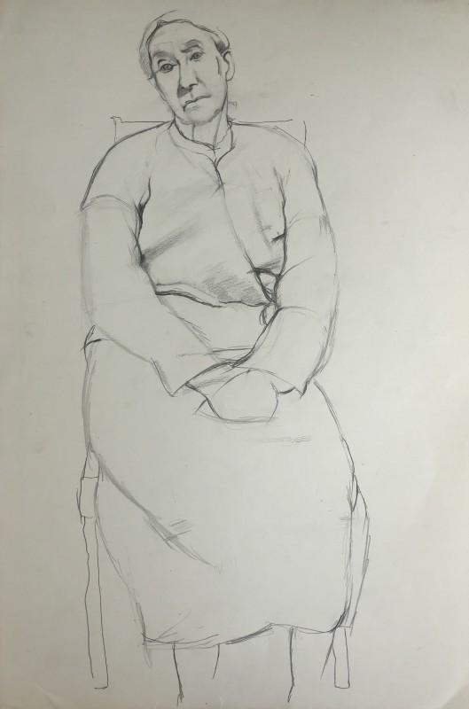 Dorothy Hepworth (1898-1978)Mrs Barndon