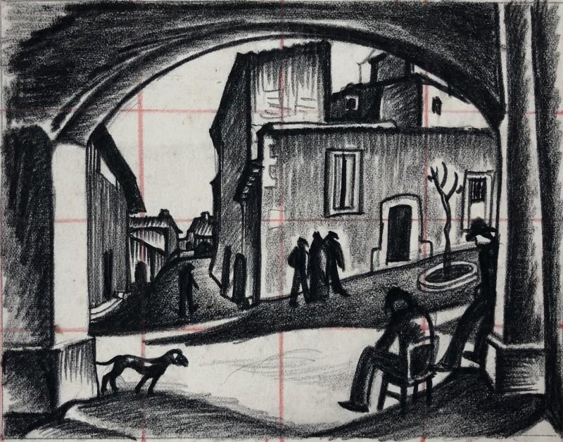Ethelbert White (1891-1972)Mallorca, c. 1930