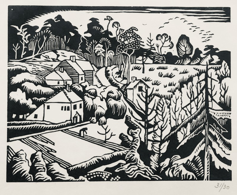 Ethelbert White, The Hamlet, 1920