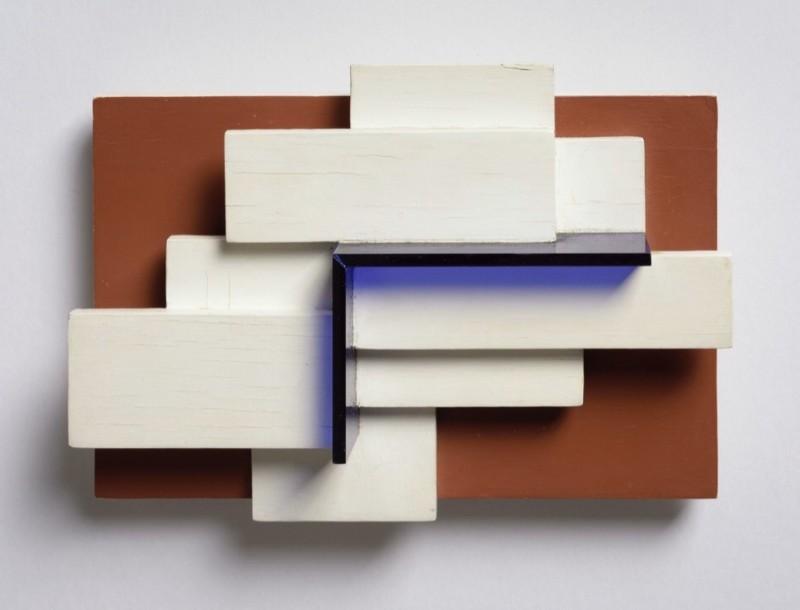 Tam Giles (b. 1930)Construction, 1982