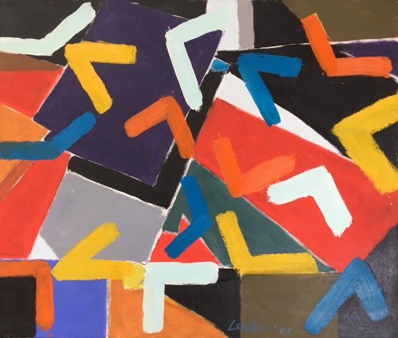 Kenneth Lauder (1916-2004)Bustle, 2001