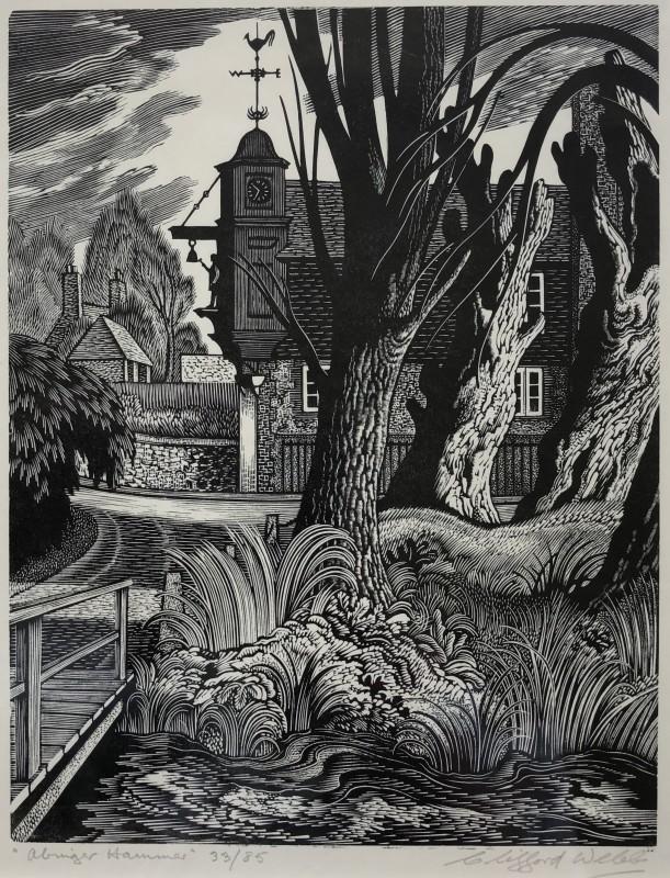 Clifford Webb (1875-1963)Abinger Hammer