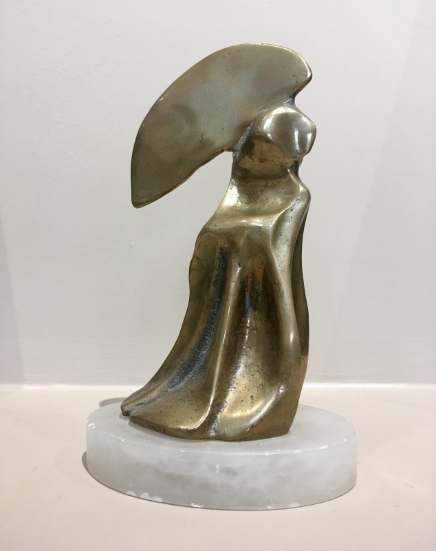 MOELWYN MERCHANT (1913-1997)  TROJAN FIGURE II, C. 1960