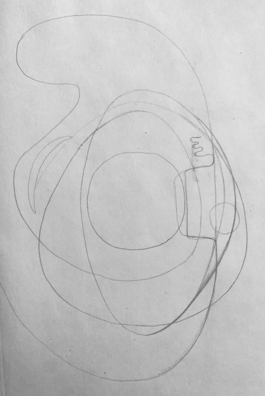 Eileen Agar (1899-1991)Biomorphic Composition, c. 1931