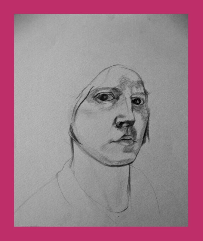 Dorothy Hepworth Self Portrait, c. 1925