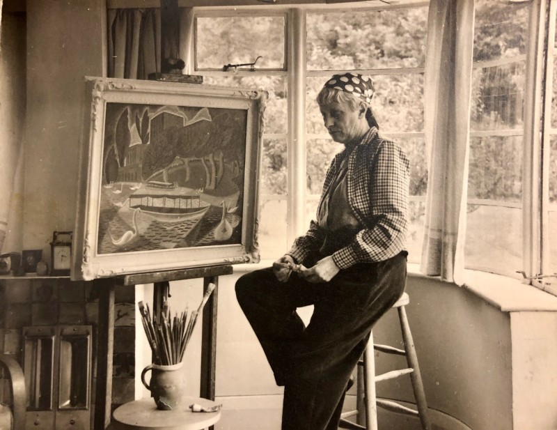 THE REMARKABLE LIFE OF DORIS HATT: REVOLUTIONARY ARTIST