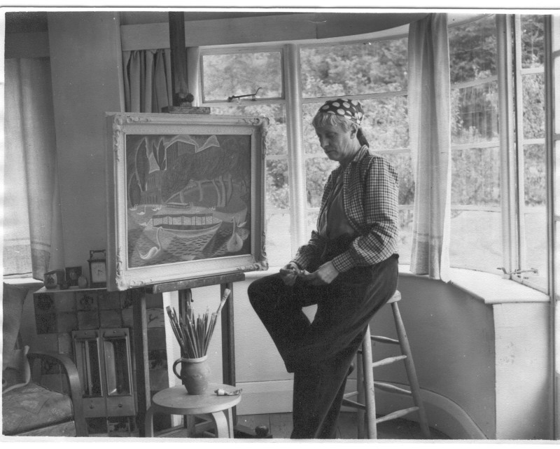 Doris Hatt (1890-1969), Retrospective and Book Launch