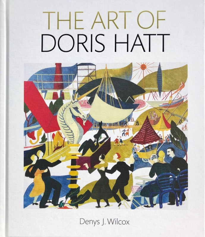 THE ART OF DORIS HATT
