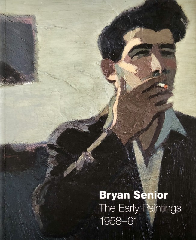 Bryan Senior - The Early Paintings 1958-61
