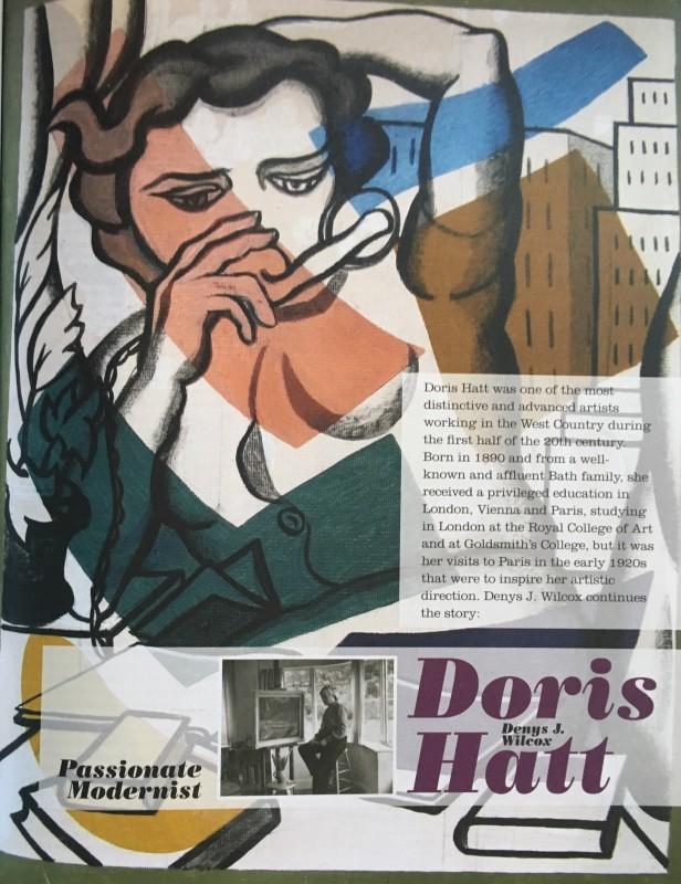 Doris Hatt - Passionate Modernist