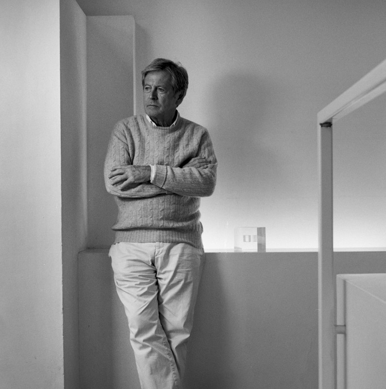 John Pawson Small Size 28x28cm Hand printed on archival fibre based paper (paper size 30.5x30.5cm) Price: £120 Large Size 100x100cm Printed on dibond with aluminium sub frame Price: £500 Inquiries: danfontanelli@gmail.com Portrait Credit Dan Fontanelli for Cure3