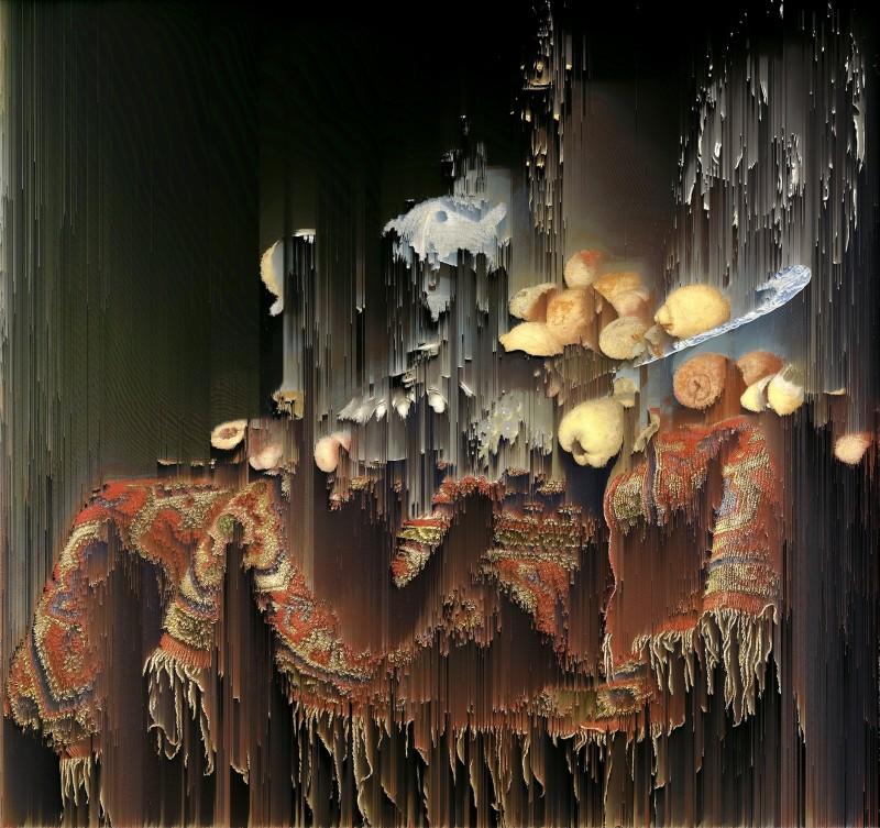 Turkey Carpet, 1650-1680 (after Francesco Fieravino), 2017
