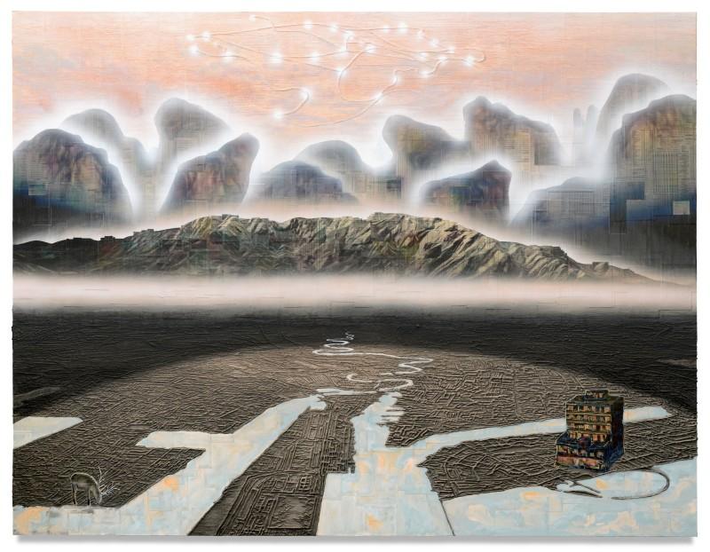 Gordon Cheung, Megalopolis, 2020