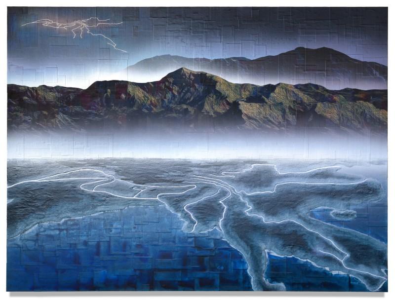 Gordon Cheung, Towers of Water, 2020