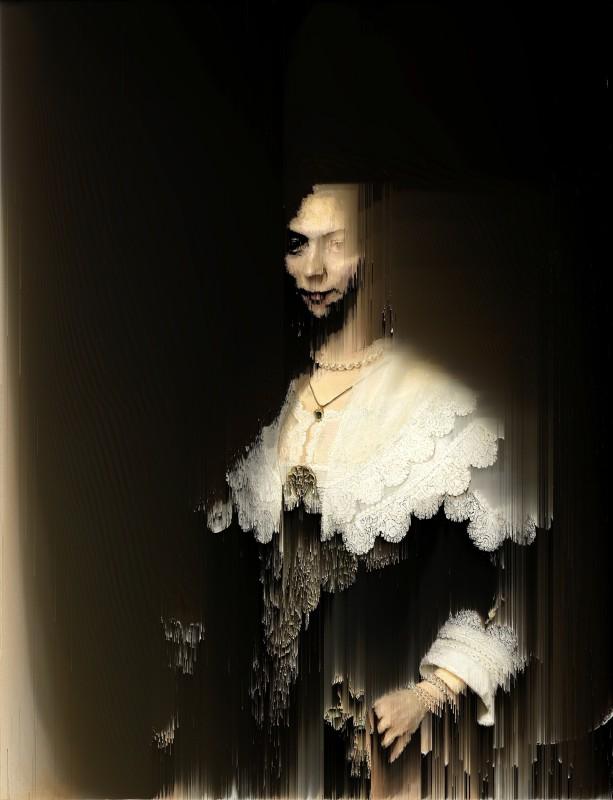 Woman Rembrandt Harmensz van Rijn 1639, 2017