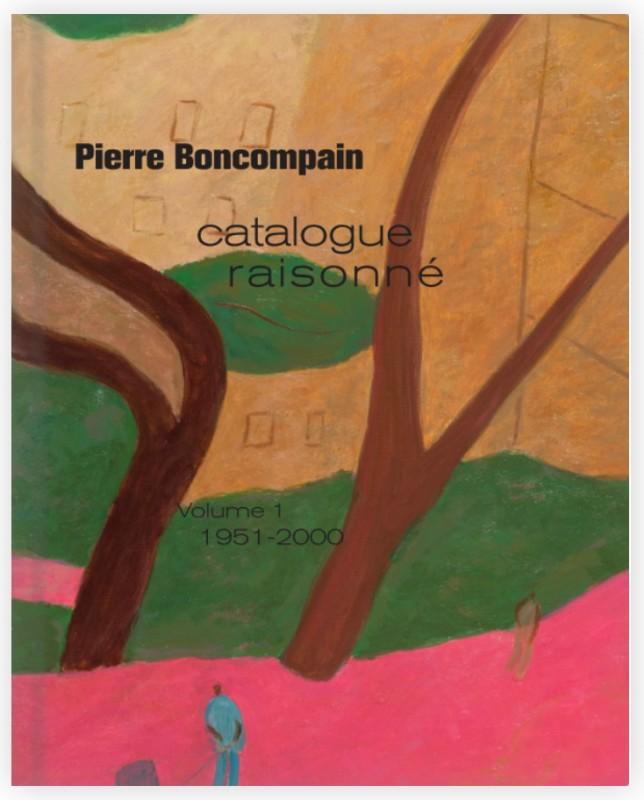 Pierre Boncompain Catalogue Raisonné , Volume 1: 1951-2000