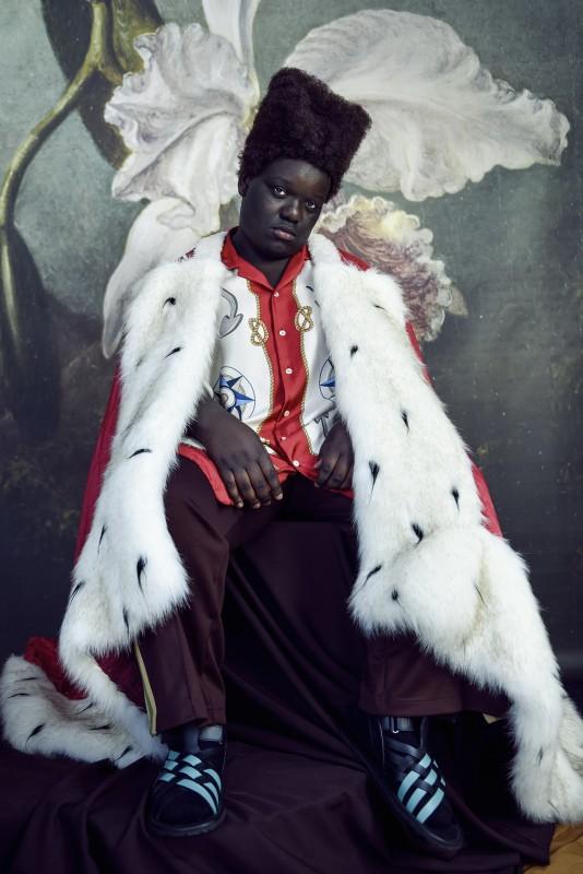 MOUS LAMRABAT, KING DADDY, 2019