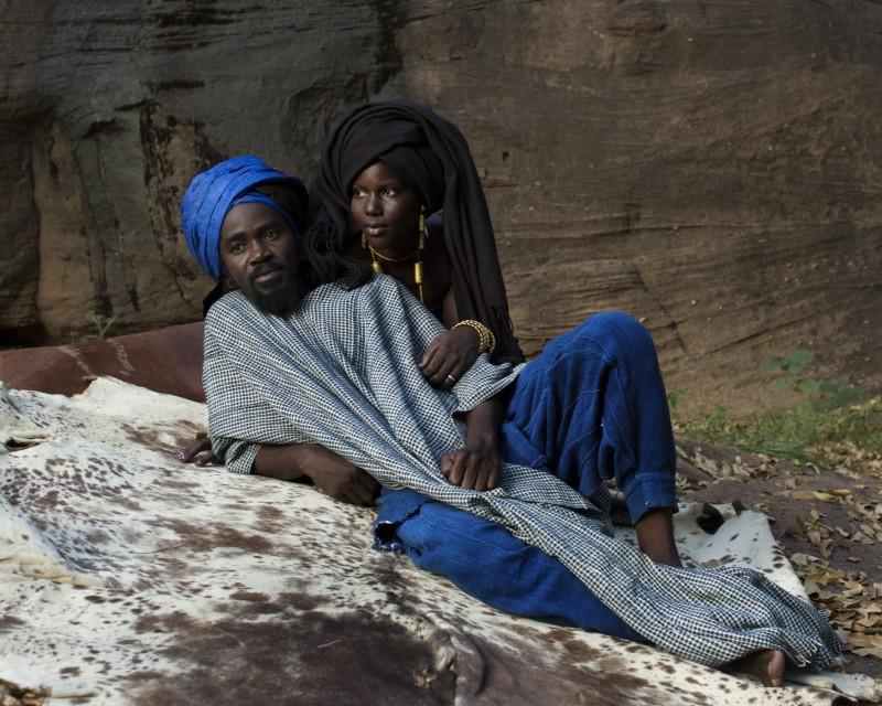 JOE PENNEY & ABDOU OUOLOGUEM, LOVE 1, 2016